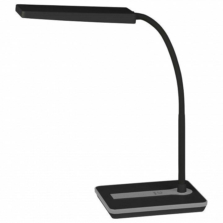 Офисная настольная лампа  NLED-446-9W-BK.