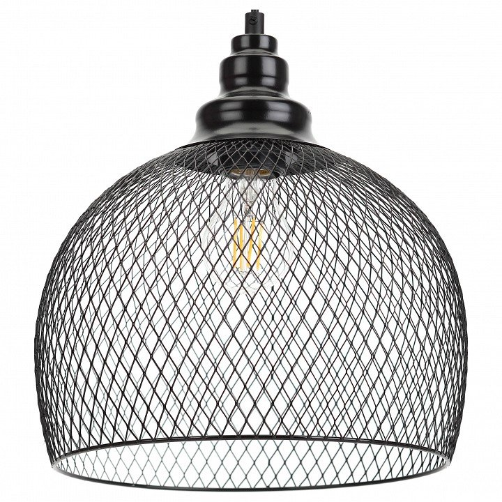 Подвесной светильник  PL7 BK.