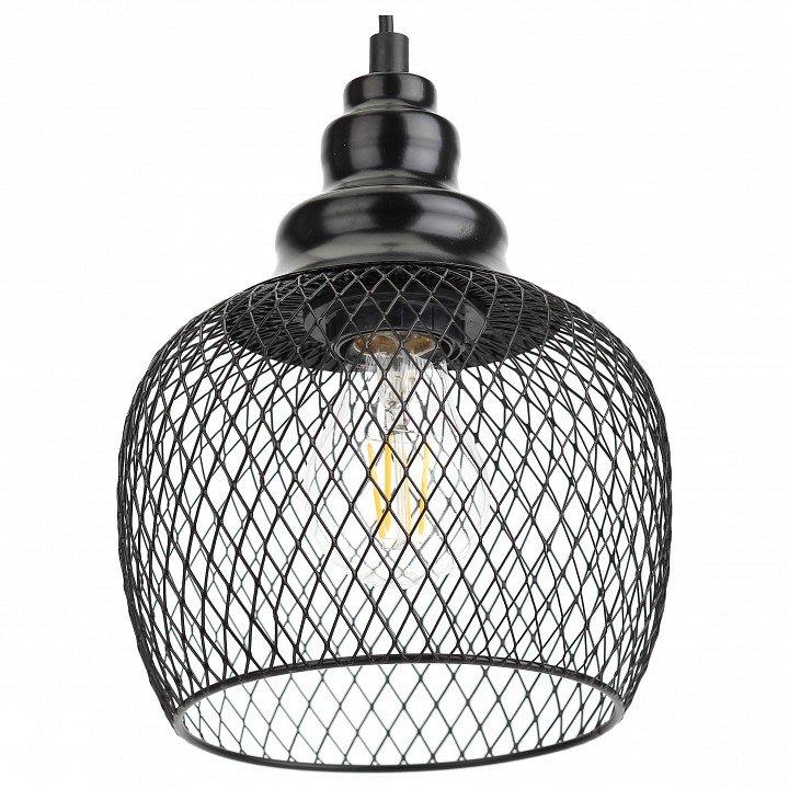 Подвесной светильник  PL8 BK.