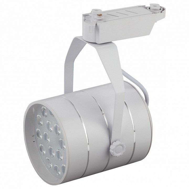 Трековый светильник  TR3 - 18 WH.