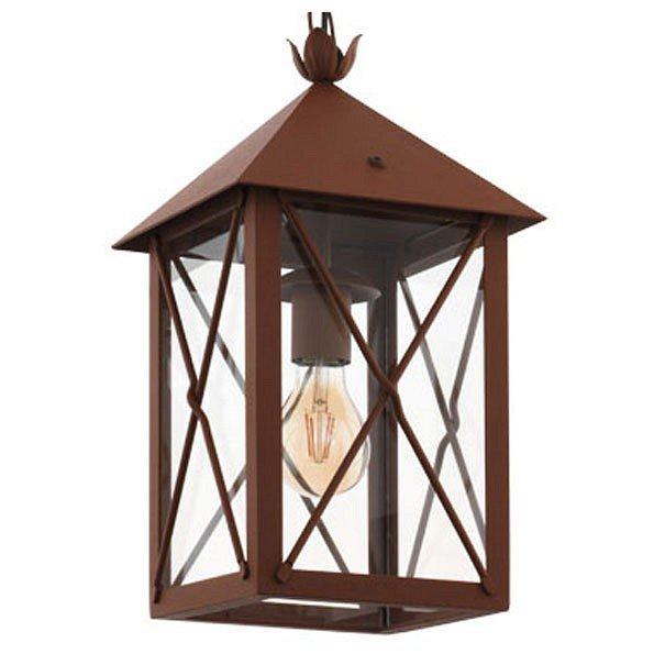 Уличный подвесной светильник Eglo Gaudesi 64753.
